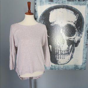 Express Side Zip Sweater